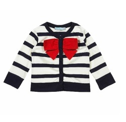 Topshop Mini Watch: Spots, Stripes, and Bows on Knitwear