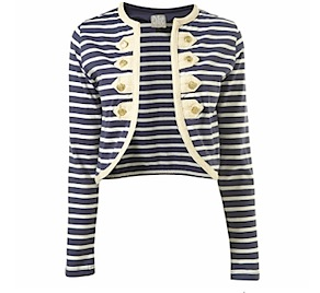 Topshop Maternity Watch: Striped Delights to Chic Your Bump