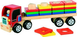 Geo Stacking Lorry