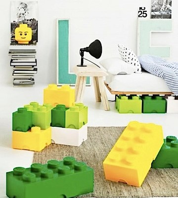 Coming Soon! Giant Lego Storage (We Kid You Not!)