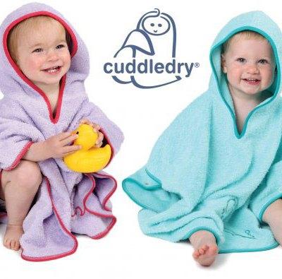 Cuddledry SPF 50+ Poncho Towels