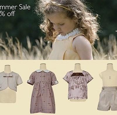 Hucklebones Summer Sale 50% Off