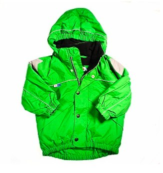 Great Autumn/Winter Coat Hunt '10: Molo Castor Anorak