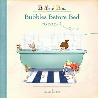 Belle & Boo: Bubbles Before Bed