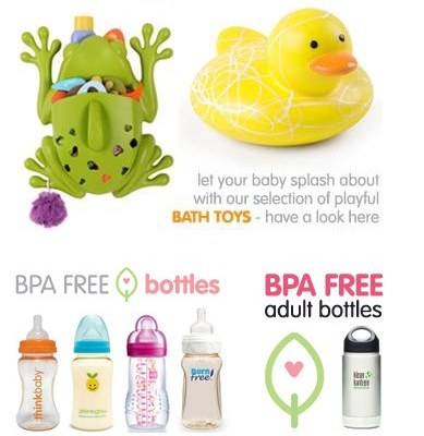 10% off VUP Baby eco friendly goodies for kids