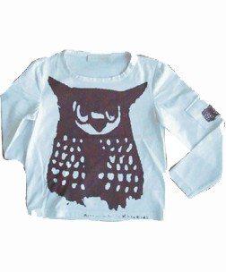 Hot Buy of the Day: Kicokids Owl T-shirt
