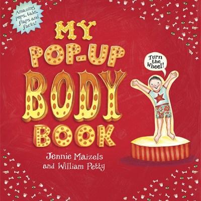 My Pop Up Body Book by Jennie Maizels