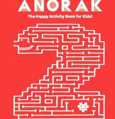 Anorak Activity Book 2