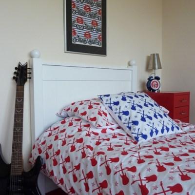 Decaf Living Rock Star bed linen