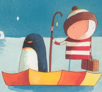 Children's Theatre Review: Oliver Jeffers' Lost and Found