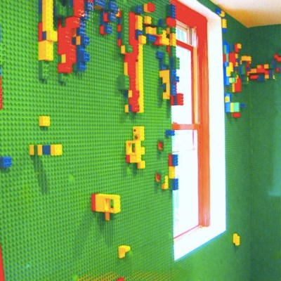 Inspiration: Duplo Walls