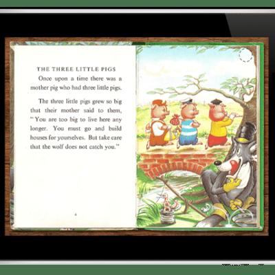 Ladybird Classic Me Books app