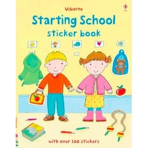 5 Great Books About Starting School