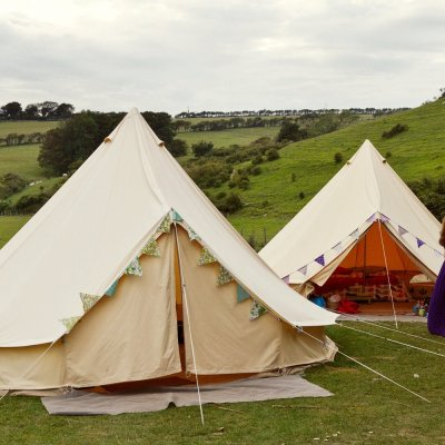 Loveabell bell tent hire