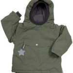 Mini A Ture Wen Clover Winter Pullover Jacket £77
