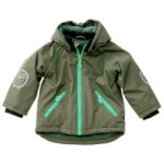 ej sikke lej winter jacket green