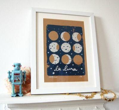 Little Peach Prints