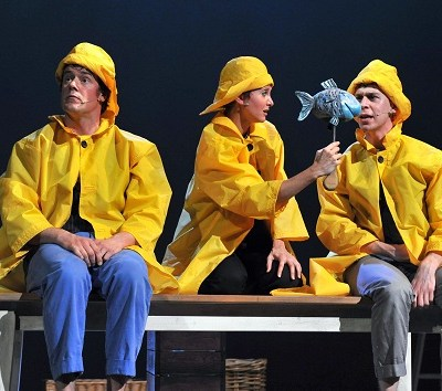 Children's Theatre: Tiddler and Other Terrific Tales