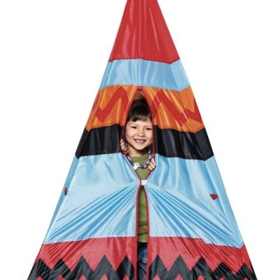 Bargain! Tiger Stores Teepee for a Tenner