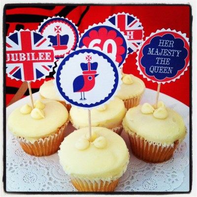 Five fab… Diamond Jubilee printables