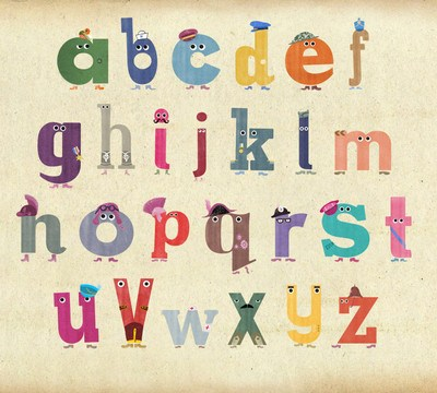 The Singing Alphabet iPad app