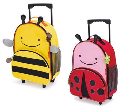 Hot! Skip Hop Suitcases
