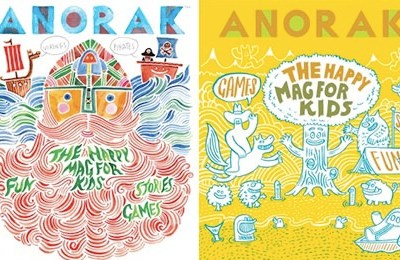 Get 50% off Anorak magazine bundles at LittleBird