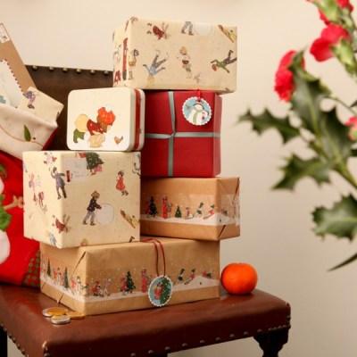 Belle & Boo Christmas goodies