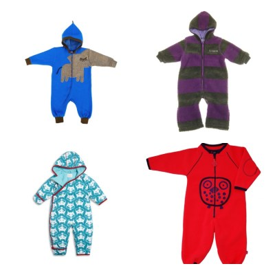 The Great Winter Coat Hunt: Baby pramsuits