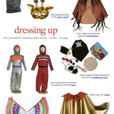 BG Christmas Gift Guide 2012: dressing up