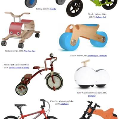 BG Christmas Gift Guide 2012: rock and ride