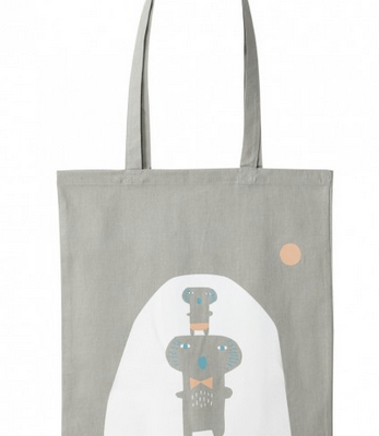 New Wilbur tote bag from Donna Wilson