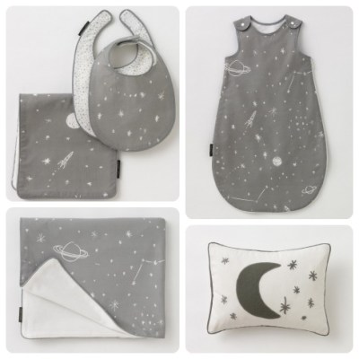 DwellStudio Galaxy Textiles
