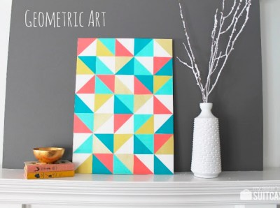 Make Your Own: Geometric Art