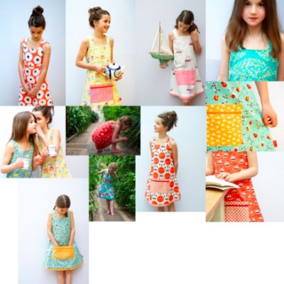 New Runaway dress collection by Welsh designers Bread and Jam