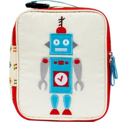 Hot on the high street: Mamas & Papas robot lunchbox