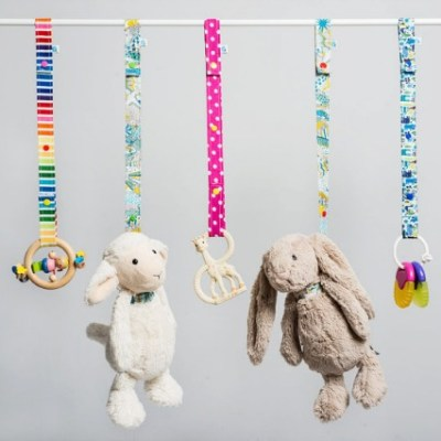 Toy saver straps / leashes by Big Bird's Boutique