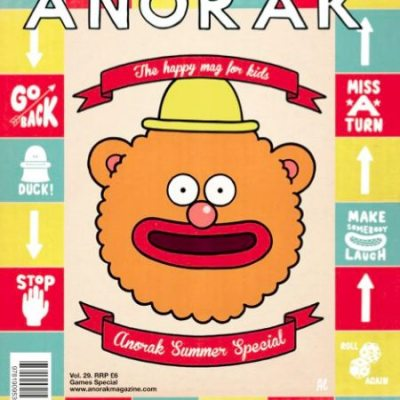 Anorak – The happy mag for kids summer special