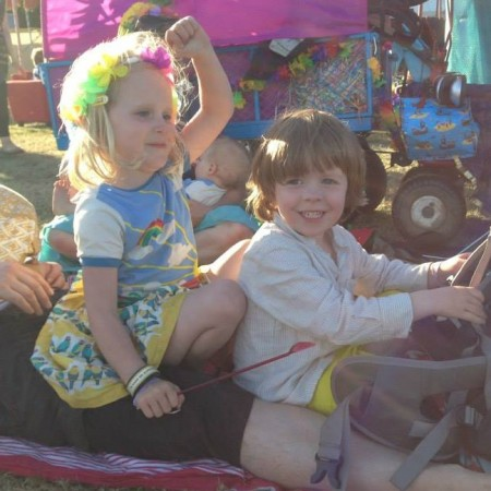 Alfie and Matilda