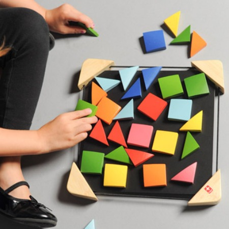 Sevenly Magnetic Wooden Puzzle