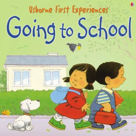 Starting School Books from Bambino Goodies 2