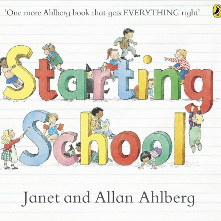 Starting School Books from Bambino Goodies 8
