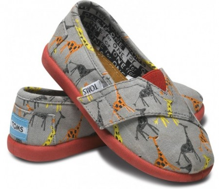 Baby Shoes Toms