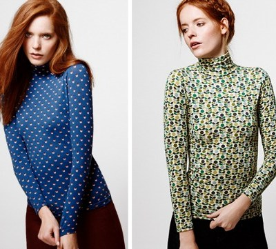 Orla Kiely for Uniqlo launches today