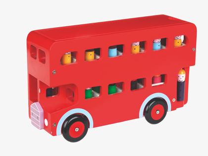 Habitat London Bus