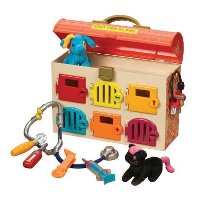 B Toys Critter Veterinary Clinic