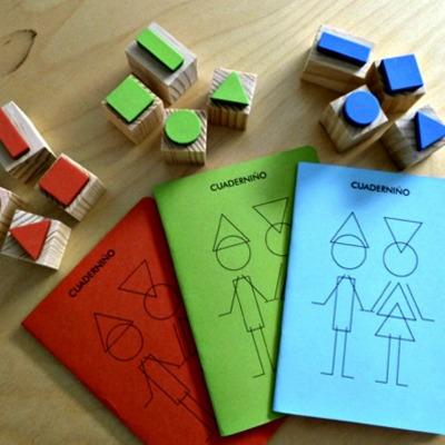 Cuadernino Stamp Sets