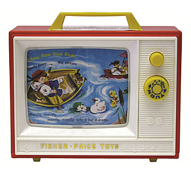 Fisher-Price Two Tune TV