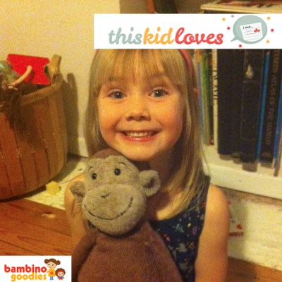 This Kid Loves… Heidi, nearly 6