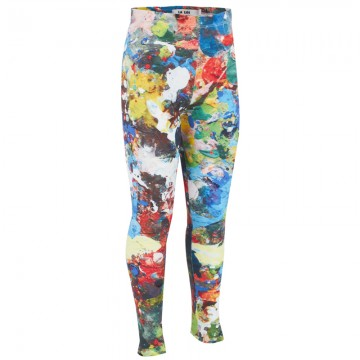 La Loi Paint Palette leggings